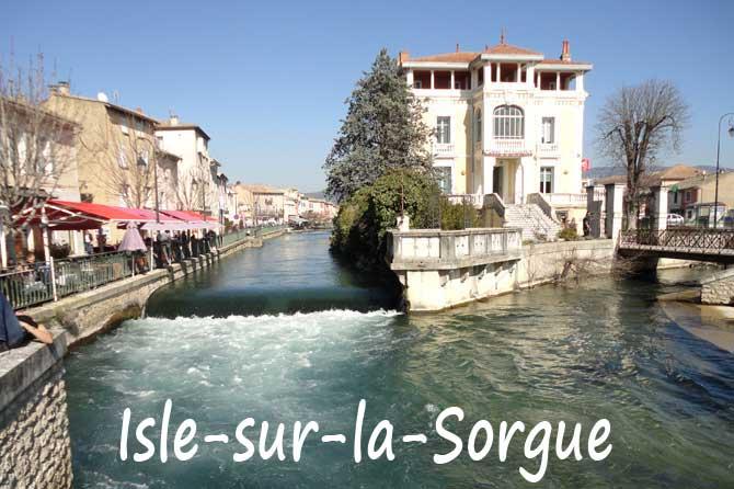 L 39 isle sur la sorgue visiter 84 provence 7 - Office du tourisme l isle sur sorgue ...