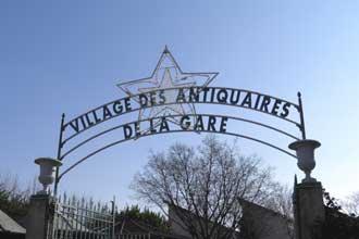 Isle-sur-la-Sorgue-Antiques