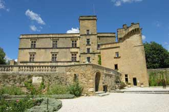 Lourmarin-Chateau