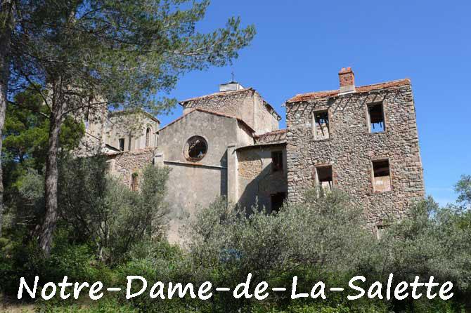 Notre-Dame-de-La Salette à Marseille