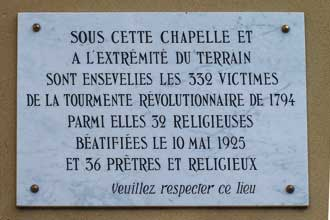 Orange-Cathedrale-Plaque
