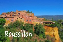 Roussillon A Visiter 84 Provence 7