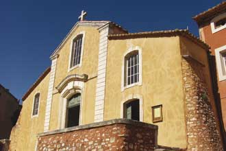 Roussillon-Eglise