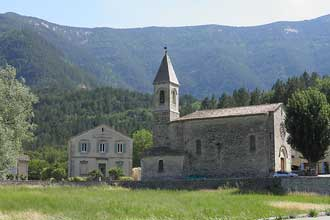 Savoillan-Eglise