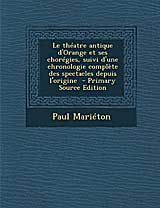 Théeare-Antique-d'Orange-et