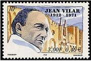 Timbre-Avignon-jean-vilar
