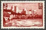 Timbre-Avignon