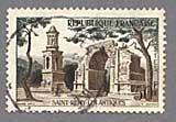 Timbre-de-France-annee-1957