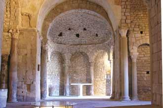 Venasque-Baptistere-Verliin