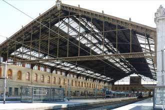 Gare de marseille saint charles provence 7 - Distance gare saint charles port marseille ...