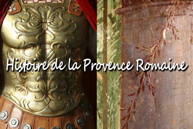 Histoire de la Provence romaine