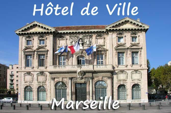 H tel de ville de marseille provence 7 - Hotel a marseille vieux port pas cher ...