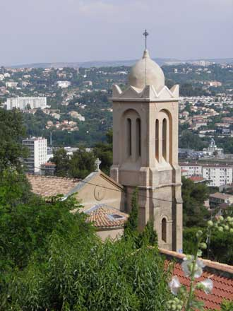 Marseille-St-Marcel-Chapell