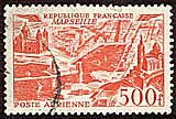 Marseille_Timbre_1949