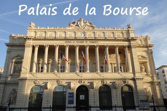 Palais de la Bourse de Marseille