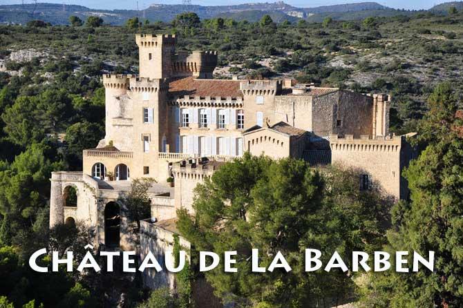 Ch teau de la barben 13 provence 7 - Chateau salon de provence ...