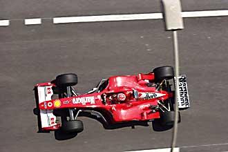 Ferrari-F1-Monaco-Verlinden