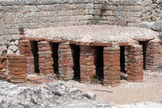 Hypocauste-Verlinden