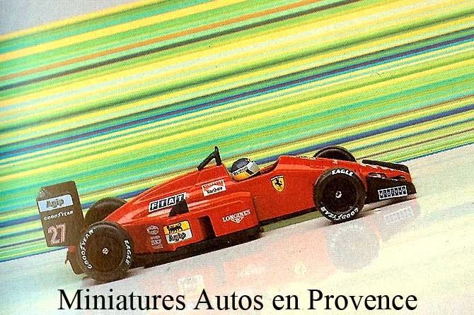 Miniatures Autos En Provence Provence 7