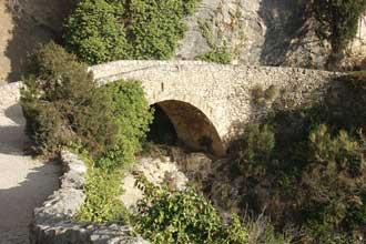 Pont_Romain_Ganagobie-Verli
