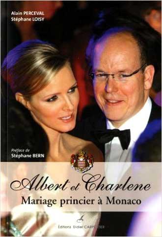 Albert-Et-Charlène.-Livre