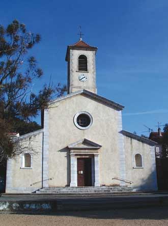 Hyères-chapelle-Porquerolle