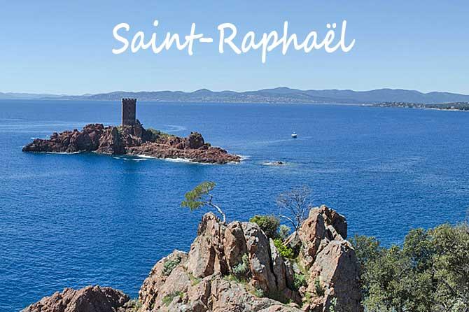 Saint-Raphaël à visiter (83)