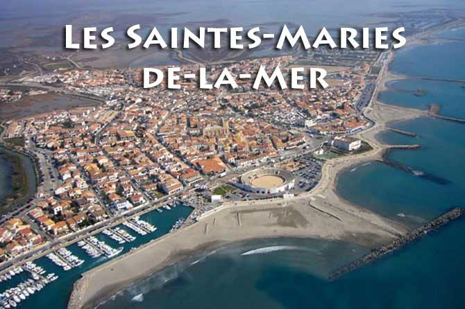 Les saintes maries de la mer visiter 13 provence 7 - Office du tourisme saintes marie de la mer ...