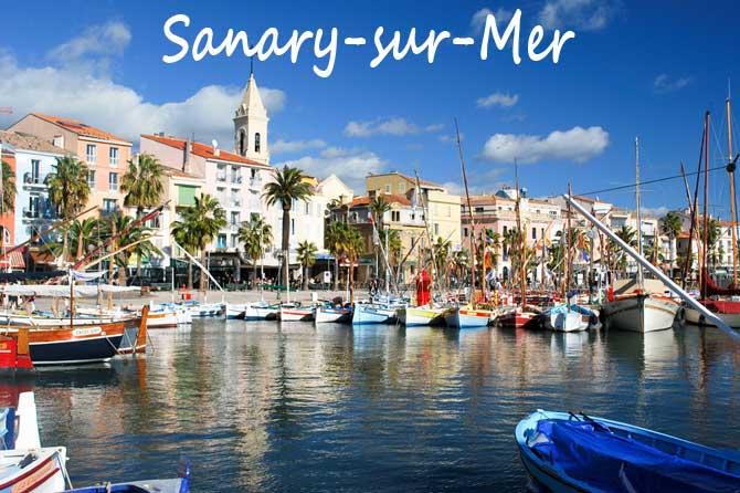 Sanary-sur-Mer à visiter (83)