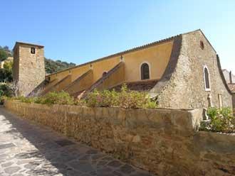 Bormes-les-Mimosas---Eglise