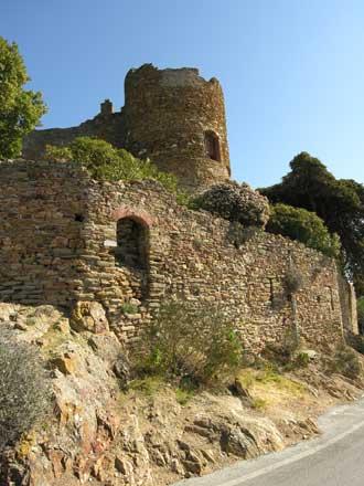 Bormes-les-Mimosas.-Chateau
