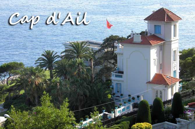 Cap-d'Ail à visiter (06) | Provence 7 on