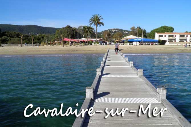 Visiter La Ville De Cavalaire Sur Mer