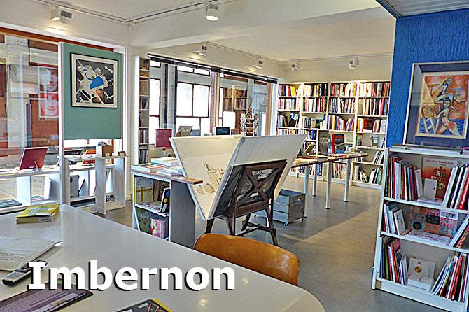 Librairie maison d 39 edition imbernon provence 7 for Libraire maison