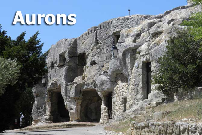Aurons visiter 13 provence 7 - Salon de provence nombre d habitants ...
