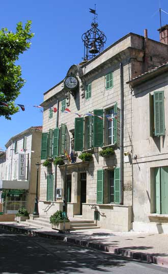 Barbentane-Mairie