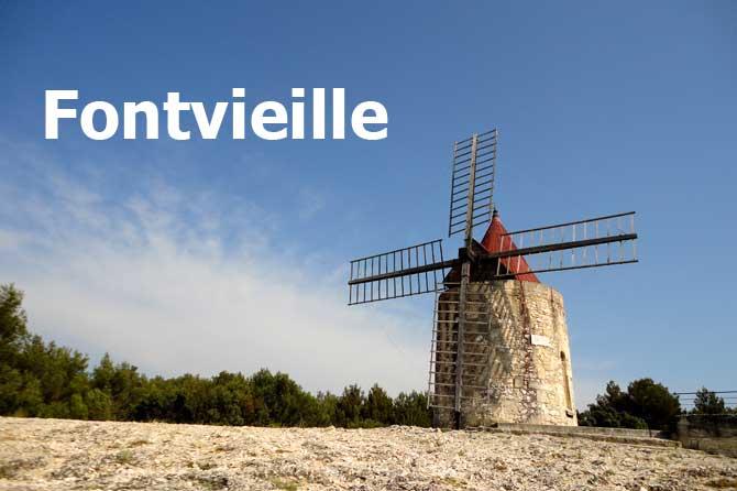 Fontvieille visiter 13 provence 7 for Chambre de commerce bouches du rhone