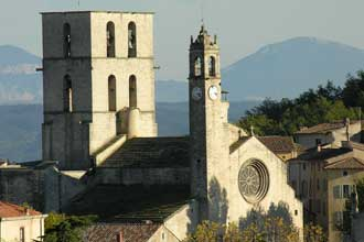 Forcalquier-cathédrale