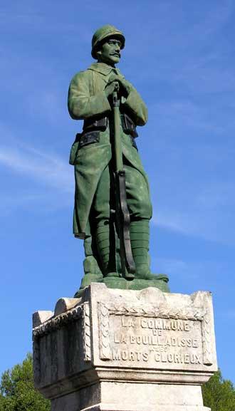 La-Bouilladisse.-Monument.-