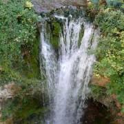 Moustiers-Cascade. P. Verlinden
