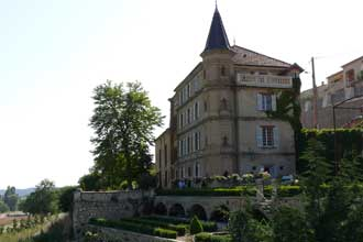 Valensole.-Château.-P.-Verl