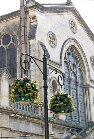 Draguignan.-Eglise-façade.-