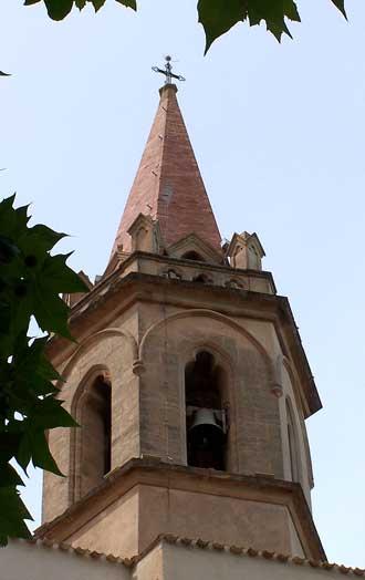 La-Cadière-d'Azur.-Clocher.