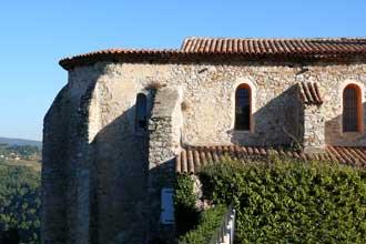 La-Cadière-d'Azur.-Eglise.-
