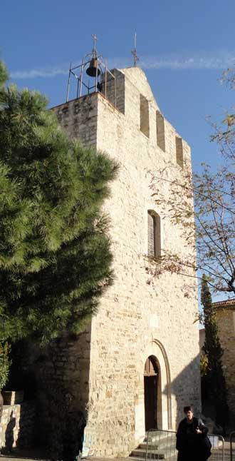 Le-Castellet-Eglise.-P.-Ver