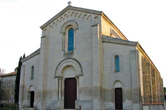 St-Martin-de-Crau.-Eglise.-