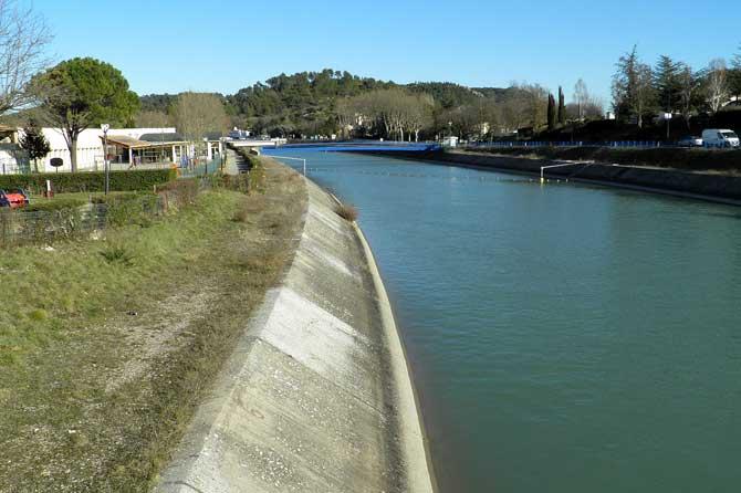 St-Paul-lès-Durance.-Canal.