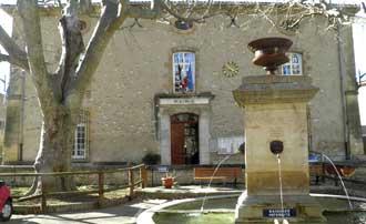 St-Paul-lèz-Durance.-Mairie