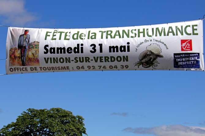 Vinon-sur-Verdon-Transhuman