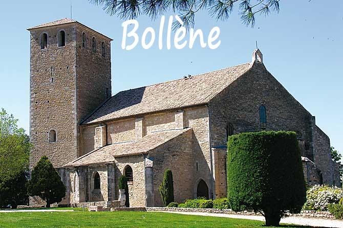 Bollene A Visiter 84